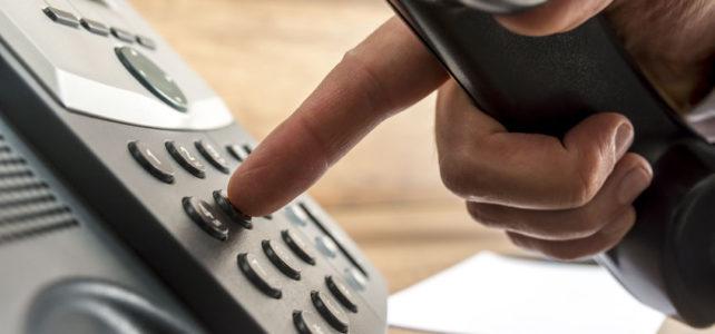 Internettelefonie: Anrufer direkt ansprechen?