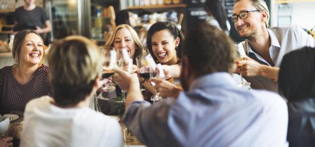 Gruppen- und/oder Einzelrechnung im Restaurant?